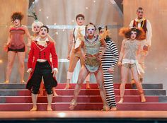 """So You Think You Can Dance,  Choreographer:  Tyce Diorio   Music:  """"The Circus Sets Up""""  (Water For Elephants Soundtrack)"""