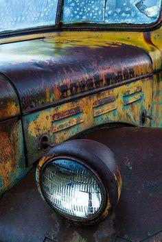 Rusted by Mitch Moraski on 500px
