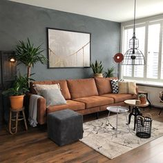 Gothic Home Decor Art over couch and plants.Gothic Home Decor Art over couch and plants Boho Living Room, Living Room Sofa, Home And Living, Bohemian Living, Living Room Modern, Art Over Couch, Interior Design Living Room, Living Room Designs, Living Room Inspiration