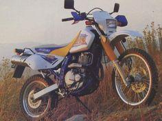 DR 650SE, 1996-1997