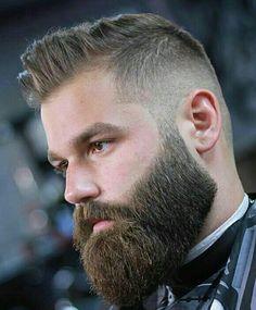 Corte cabelo e barba
