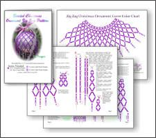Free Beaded Christmas Ornament Pattern, Where Can I Find Free