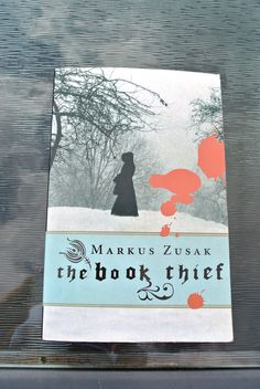 The Book Thief - Markus Zusak ... such a beautiful book, one of the best I have ever read and probably ever will read