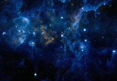 Milky Way in Infrared Light - Photography by Euclid vanderKroew, 1996.