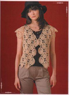 Knitwear with pineapple - Paty Entretejiendo - Picasa Web Albums