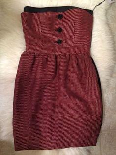 NWT-Authentic-Missoni-Strapless-Dress-Gorgous-Size-40