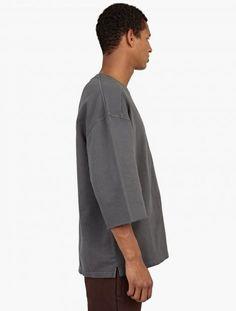 Short Sleeved Sweatshirt,