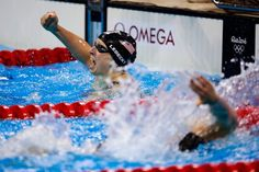 Katie Ledecky Smashes Her Own World Record in 400 Freestyle - NYTimes.com
