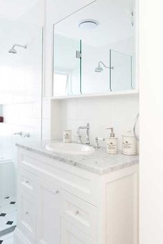 Bathrooms - Provincial Kitchens Sydney  but with an undermount sick