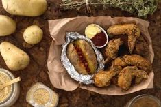 Pollo fritto americano