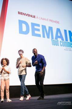 Demain tout commence. Quand le CGR de Villenave d'Ornon m'a annoncé la venue de Omar Sy pour son nouveau film j'étais ravie de pouvoir le rencontrer et surtout le photographier.