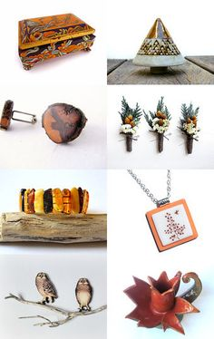 The Call Of Fall by Stacy Hatfield on Etsy--Pinned with TreasuryPin.com