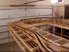Build a model train layout: Model railroad scenery Part 1 how to WGH - YouTube