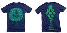 Startup Weekend Tshirt Design Example