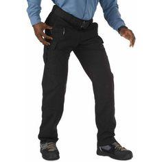 5.11 Tactical Stryke Pant with Flex-Tac, Black, Men's, Size: 32-34