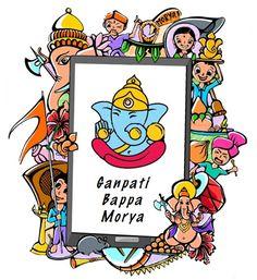 Wishes and Greetings! Ganesh Chaturthi Greetings, Happy Ganesh Chaturthi Wishes, Happy Ganesh Chaturthi Images, Ganesha Drawing, Ganesha Painting, Cute Owls Wallpaper, Indian Traditional Paintings, Ganesh Photo, Baby Ganesha