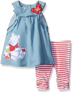 Disney Winnie The Pooh Tunic and Legging  Clothing Baby Disney 9bdfb8acfd