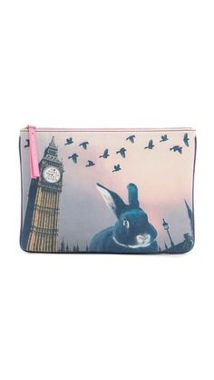 Marc by Marc Jacobs Bunny Pet Clutch