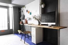 The 250 Sq. Ft. Workspace of Yield Design