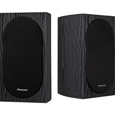 Pioneer Andrew Jones Home Audio Bookshelf Loudspeakers (Set of Bookshelf Speakers, Stereo Speakers, Bookshelves, The Absolute Sound, Loudspeaker, Audio System, Pairs, Electronics, Andrew Jones