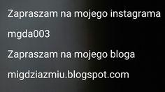 http://migdziazmiu.blogspot.com/?m=1 https://www.instagram.com/mgda003/