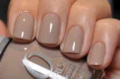 "Orly's ""Country Club Khaki"" is the perfect nude!"