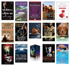 These are your 6 FREE & 9 discount Kindle books for August 15:  https://ohfb.com/category/featured/?date=20160815