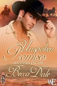 Unspoken Promises - FREE READ  Officer Treynor Pandoah seems like everything Bille Jensen has ever wanted—quiet, solid, and truthful—until he snuggles up to another woman on Valentine's Day. He says her eyes lied, but how can she trust a man who won't share what's in his heart?  Treynor's done waiting for Billie to forgive him for something he didn't do. But if he can't find the words to take the tears from her eyes, he could lose her to Unspoken Promises.