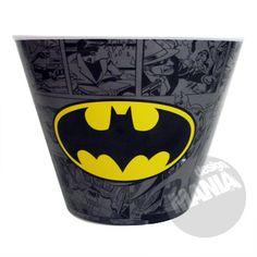 Kit Pipoca Batman 5pçs