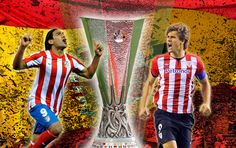 Europe League Finale 2012:  Atletico Madrid (ESP) - Athletic Bilbao (ESP)  09.05.2012, 20:45, National Arena Bukarest  © by GEPA pictures