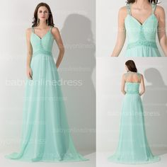 Find More Prom Dresses Information about customize Prom dresses 2015 real photo shooting a line v neck pleated chiffon beaded open back evening dress BZP0449 ,High Quality dress serena,China dress patchwork Suppliers, Cheap dress patterns prom dresses from Dress Just  For You.  on Aliexpress.com