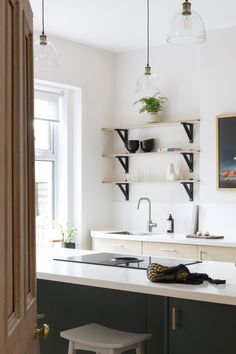 Kitchen styling for