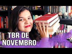 Essa é minha TBR de Novembro com os livros que eu pretendo ler ao longo do mês!   TBR de Outubro: https://www.youtube.com/watch?v=_ofXWunUJsg  Leituras de Outubro: https://www.youtube.com/watch?v=pmnSOcRkP7s  Unboxing Owlcrate (Setembro): https://www.youtube.com/watch?v=6630epS-hhE  LIVROS MENCIONADOS: - O Demonologista (Andrew Pyper) http://amzn.to/2f0SsJg - Three Dark Crowns (Kendare Blake) http://amzn.to/2dQ39lU - O Último Adeus (Cynthia Hand) http://amzn.to/2dVbkIU - A Loja de Tudo (Brad…