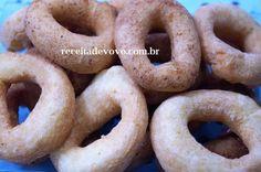 Biscoito doce de polvilho frito