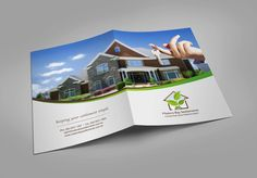 Presentation Folder for Settlement Agency by pahliippat