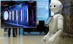 Pepper to get a MEGABRAIN: Home robot set to use IBM's Watson supercomputer | Robots will understand data like social media, video, images and text | Will be able to gather more data about consumers for businesses | Testing robotics with hospitality and consumer goods companies [Pepper Robot: http://futuristicnews.com/is-this-the-first-robot-to-understand-emotions/ IBM's Watson: http://futuristicnews.com/tag/watson/]