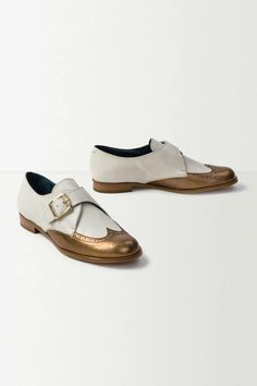 Anthropologie brogues.