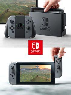 Nintendo Switch  ニュースリリース : 2016年10月20日