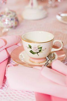 Sugar Belles Tea Cups - sweet vintage.