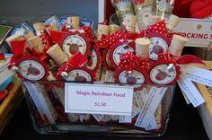 Reindeer Food bazaar-ideas