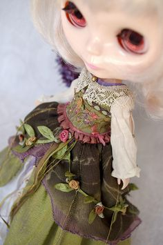 """""""Forest Fairy"""" for Yi Ting 