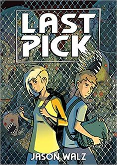 """Read """"Last Pick"""" by Jason Walz available from Rakuten Kobo. In this first volume of Jason Walz's dystopian graphic novel trilogy, the kids last picked are humanity's last hope. Shadow Children Series, Reluctant Readers, Books For Teens, Beautiful Stories, Coming Of Age, Character Development, Used Books, Comics, Literatura"""