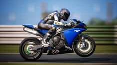Ride 4 - Free Bonus Pack 02 Released - Yamaha YZF-R1 Endurance - Bsimracing Honda Cbr 1000rr, Yamaha Yzf R1, Video Game Development, Indy Cars, Kawasaki Ninja, Black Ops, Grand Prix, Sims, Racing