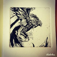 #gravure#printmaking#designe