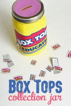 312 Best Box Tops 4 Education Images In 2019 Box Tops Boxing Pta