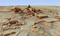 Scientists using high-tech, airplane-based lidar mapping tools have discovered tens of thousands of structures constructed by the Maya.