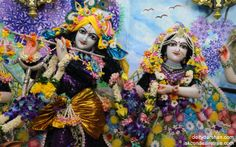 To view Radha Gopinath Wallpaper of ISKCON Chowpatty in difference sizes visit - http://harekrishnawallpapers.com/sri-sri-radha-gopinath-close-up-wallpaper-010/