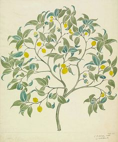 C.F.A. Voysey, late 19th century