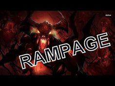 Van - Dota 2 - Shadow FIend - Rampage - That Was Heavy Damage