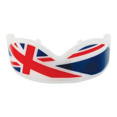 FIGHTDENTIST BOIL & MOLD MOUTH GUARD - UNION JACK FD510001